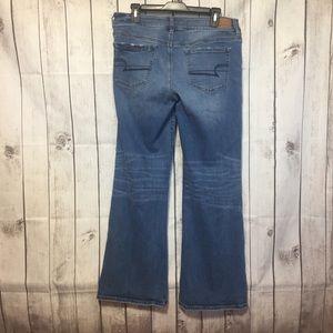 American Eagle Blue Jeans 12 Favorite Boyfriend